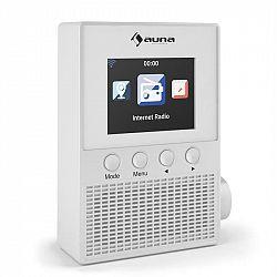 Auna Digi Plug, biele, internetové rádio do zásuvky, 2,4