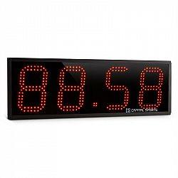 Capital Sports Timeter, športové digitálne hodiny, časomer, 4 číslice, signálny tón