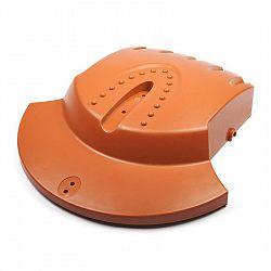 OneConcept Garden Hero, kryt do dažďa pre robotickú kosačku, náhradný kryt, oranžový