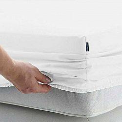 Sleepwise Soft Wonder-Edition, naťahovacia plachta, 180-200 x 200 cm, mikrovlákno, svetlo sivá