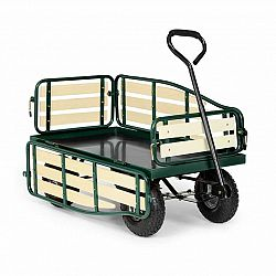 Waldbeck Ventura, ručný vozík, maximálna záťaž 300 kg, oceľ